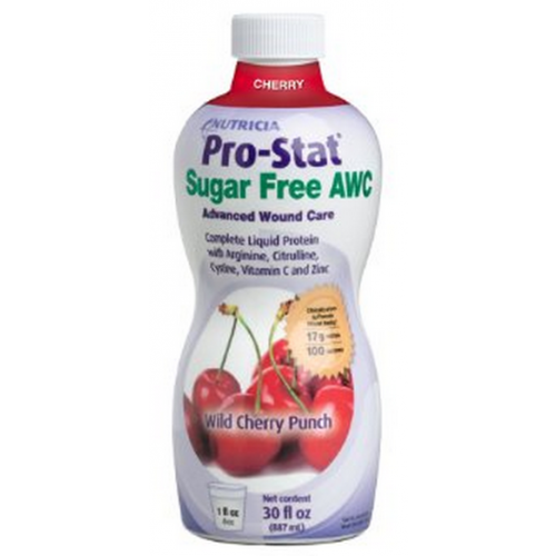 Pro Stat AWC Liquid Protein Wild Cherry Punch