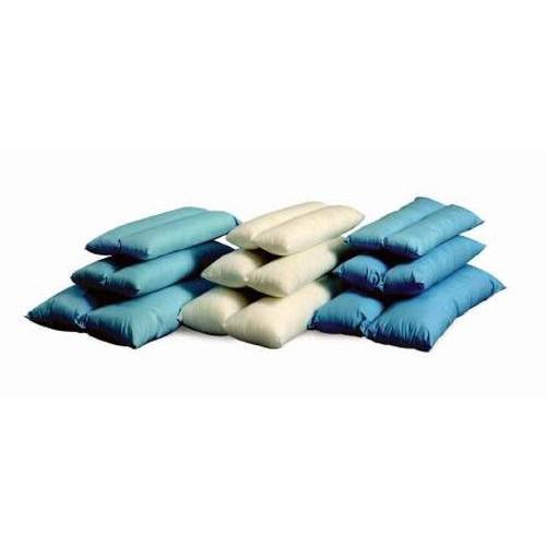 ProRest Reusable Heel Positioning Pillow, Light Blue