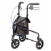 Trio Three Wheel Rollator Walker
