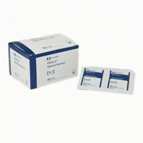 Adhesive Remover Preppies Wipes
