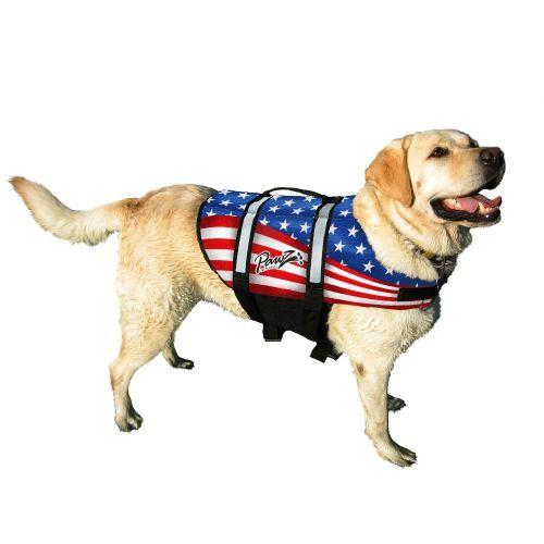 Nylon Dog Life Jacket