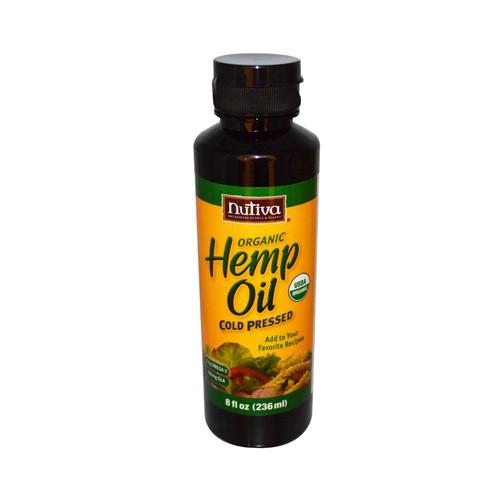 Nutiva Organic Hempseed Oil