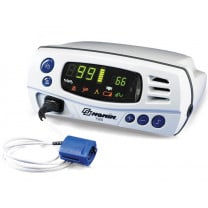 Nonin Medical 7500 Portable Tabletop Pulse Oximeter - 7500FO-01