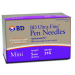 BD Ultra Fine III Short Insulin Pen Needles 320119