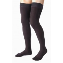 Jobst Men's Thigh High Compression Socks CLOSED TOE 30-40 mmHg