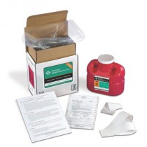 1 Gal. Mail Back Sharps Disposal System