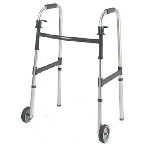 Invacare Wheeled Walker - I Class Dual Release
