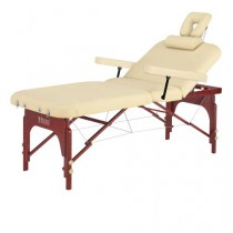 SpaMaster 3 Section Tilt Portable Massage Table