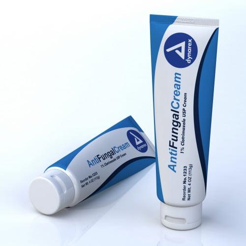 Itch Relief Antifungal Cream