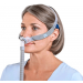 Swift™ FX Nasal Pillows - Woman Front Left Side View