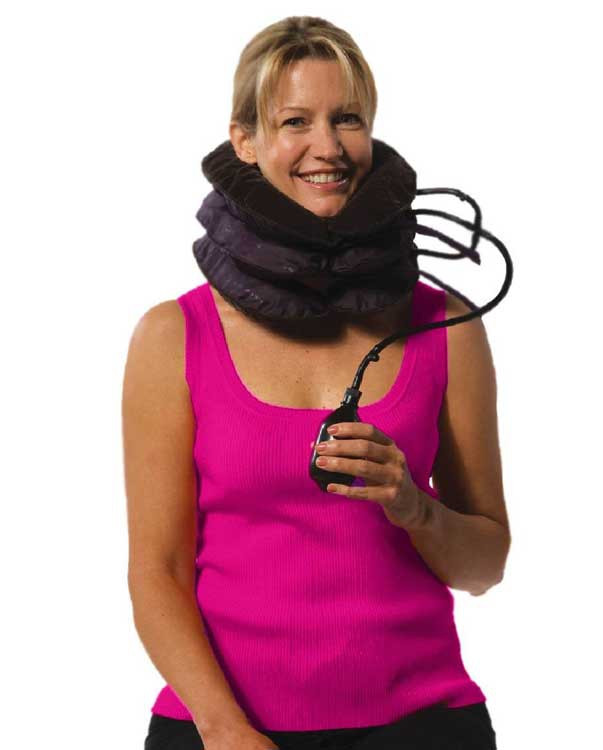 Dr Ho Neck Comforter Traction Device For Pain Relief
