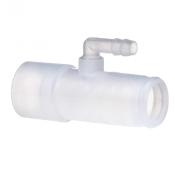 Hudson RCI Nebulizer Pressure Line Adaptor - Elbow 1642