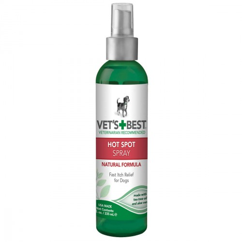 Hot Spot Dog Skin Care Spray