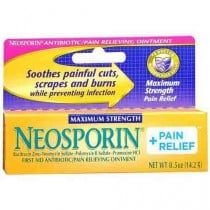 Neosporin Maximum Strength Plus Pain Relief