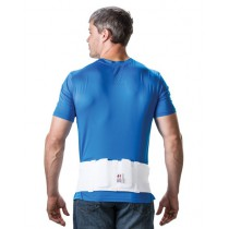 Triple Pull Sacral Back Support Belt with Split Pad