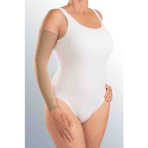 Harmony Arm Sleeve with Top Band 30-40 mmHg Compression