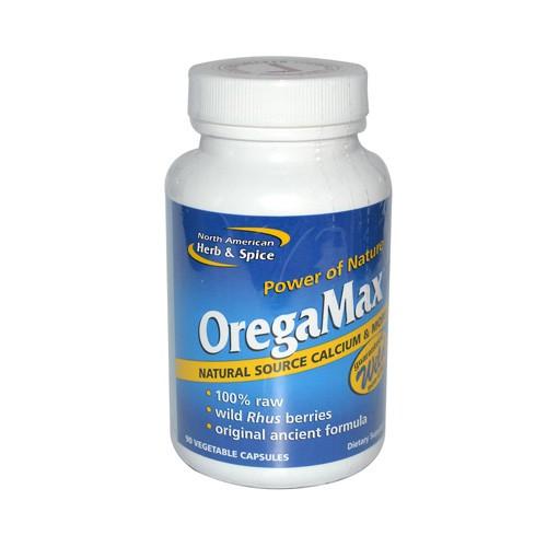 North American Herb and Spice OregaMAX