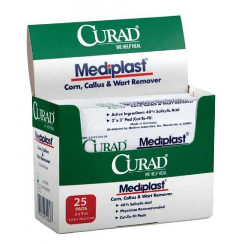 curad mediplast corn wart callus remover 6de