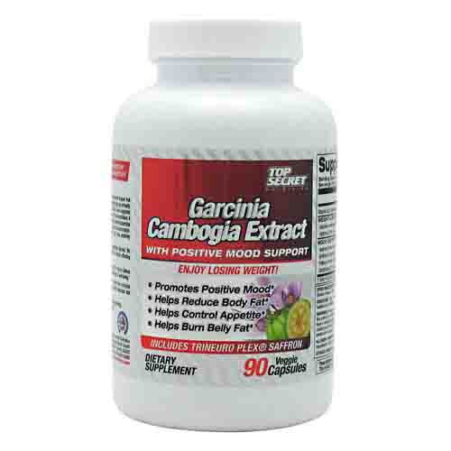 Garcinia Cambogia Extract with Positive Mood Support