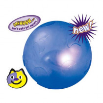 Petstages Quiet Nighttime Play Twinkle Ball Cat Toy