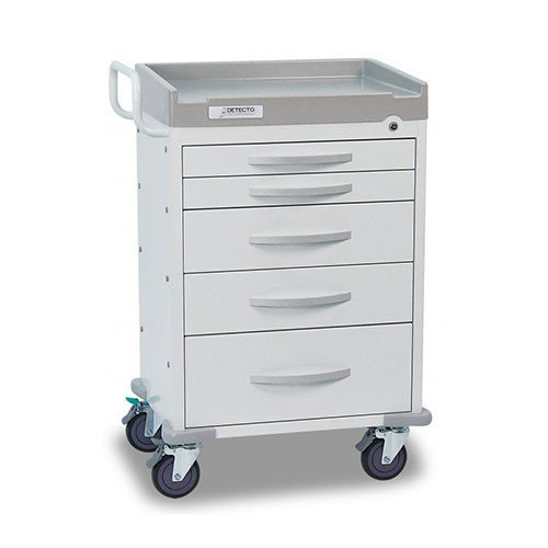 Detecto Rescue General Purpose Medical Carts Rc33669wht