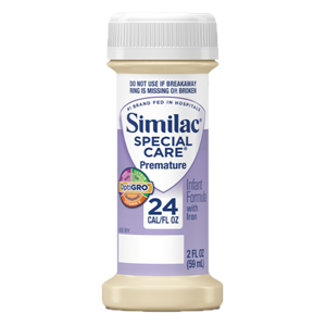 similac special care 24 premature infant formula with iron and optigro d93