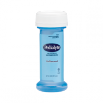 Pedialyte Unflavored - 2 oz
