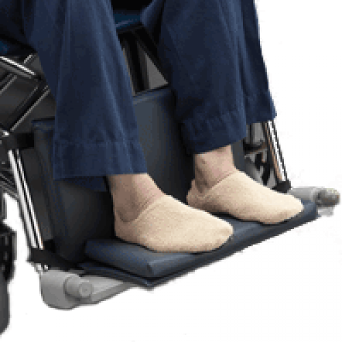 Posey Wheelchair Foot Hugger Cushion