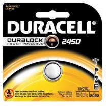 2450 Duracell Duralock Batteries