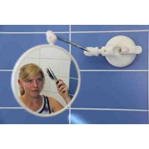 Mobeli Telescoping Mirror with Suction Cup