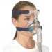 ResMed Mirage Quattro™ Full Face Mask Front-Side view