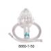 Salter Aire Elite NebuTech HDN, w/ 2 one-way valves, mouthpiece, 7' tube