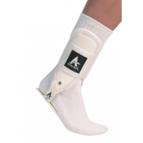 Active Ankle T2 Rigid Ankle Brace - White or Black