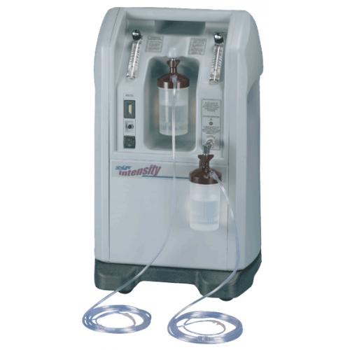 NewLife Intensity Oxygen Concentrator Dual Flowmeter 8 Liter