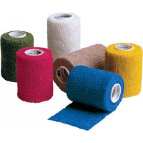 3M Coban Tape Self Adherent Wrap 1, 2, 3, 4, 6 inch - 1583, 1581, 1582, 1584, 1582B