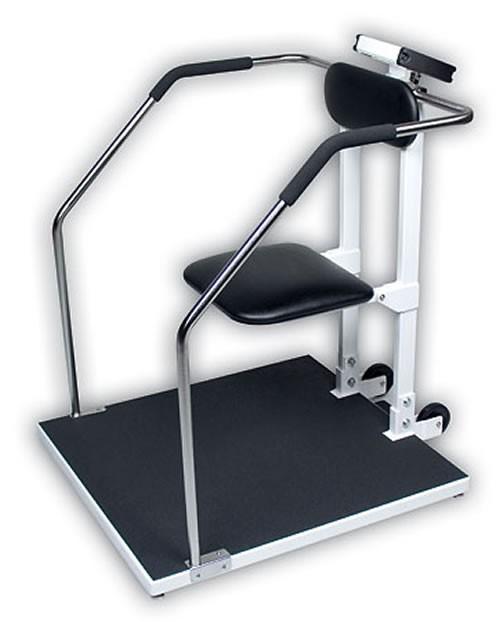 Detecto Bariatric Flip Seat Scale 6868, Diagnostic