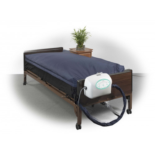 Drive Mattress System with Pulsation True Low Air Loss