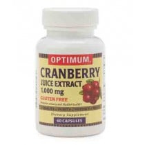 Optimum Cranberry Juice Extract Capsules