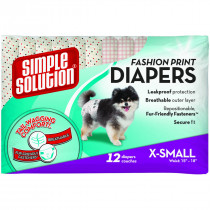 Fashion Disposable Dog Diapers