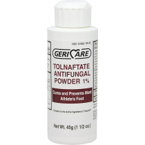 GeriCare Tolnaftate Antifungal Powder