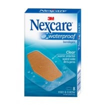 Nexcare Knee and Elbow Waterproof Adhesive Strips