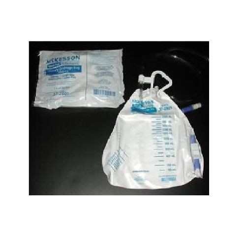Urinary Drainage Bag with Anti Reflux Valve by MediPak