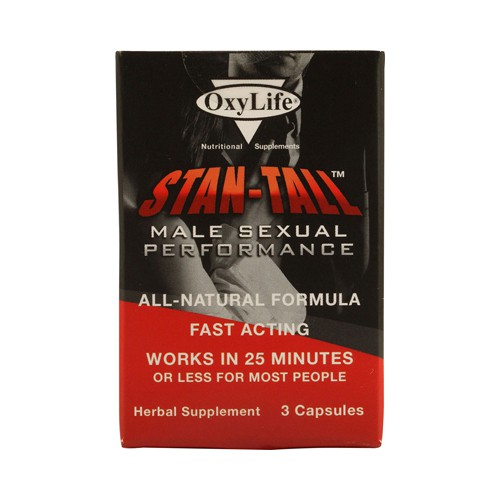 Oxylife Products Stan Tall Male Sexual Performance