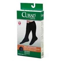 CURAD Knee-High Compression Hosiery
