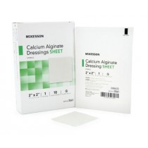 Calcium Alginate Dressing 2 x 2 Inch - Sterile