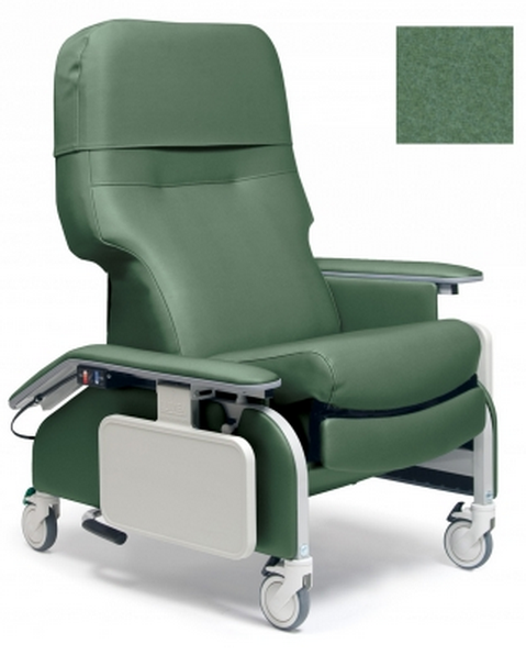 lumex deluxe clinical care recliner by graham field  5a8