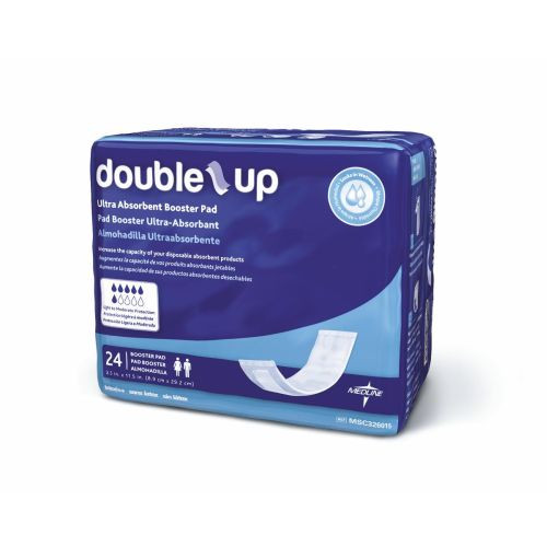 double up incontinence underwear liners 195