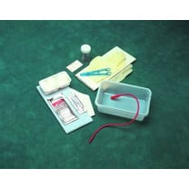 Dover Intermittent Catheter Tray