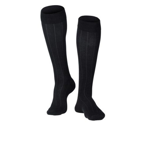 Men's Intelligent Rib Compression Socks 15-20 MMHG