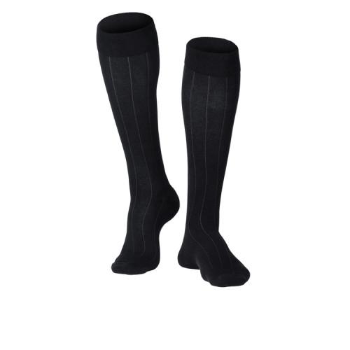 Men's Intelligent Rib Compression Socks 15-20 MMHG